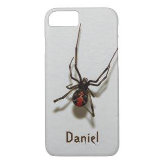 Capa iPhone 8/7 Aranha de rastejamento