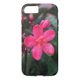 Capa iPhone 8/7 Argumento floral para Iphone