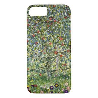 Capa iPhone 8/7 Árvore de Apple pelo vintage de Gustavo Klimt