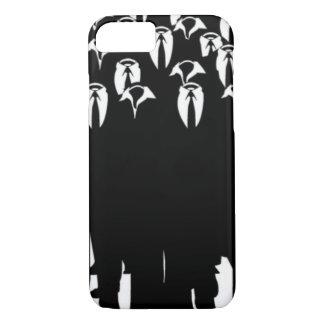 Capa iPhone 8/7 as pessoas de anónimo