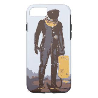 Capa iPhone 8/7 Astronauta retro