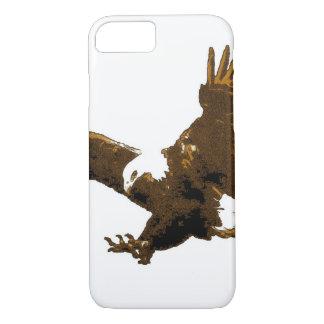 Capa iPhone 8/7 Aterragem de Eagle