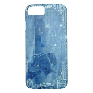 Capa iPhone 8/7 Azulejo de Azulejo da cruz do sul