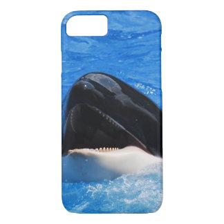 Capa iPhone 8/7 Baleia da orca