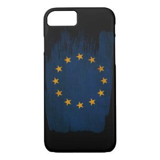 Capa iPhone 8/7 Bandeira da União Europeia
