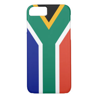 Capa iPhone 8/7 Bandeira de África do Sul