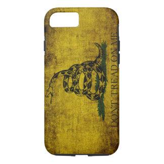 Capa iPhone 8/7 Bandeira de Gadsden