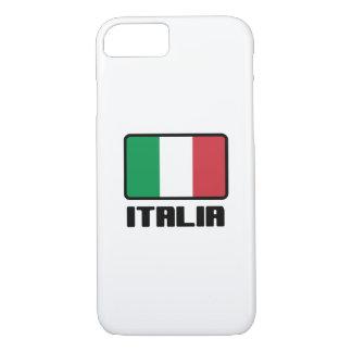 Capa iPhone 8/7 Bandeira de Italia