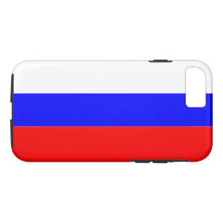 Capa iPhone 8/7 Bandeira de Rússia
