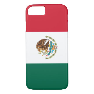 Capa iPhone 8/7 Bandeira do caso do iPhone 7 de México