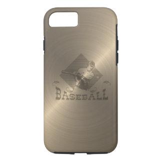 Capa iPhone 8/7 Basebol do ouro