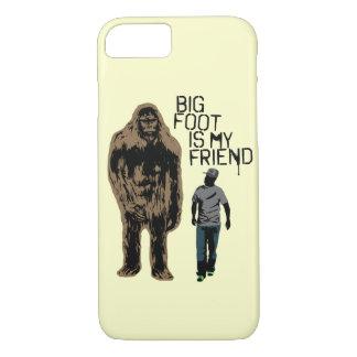 Capa iPhone 8/7 Bigfoot é meu amigo