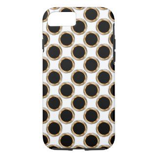 Capa iPhone 8/7 Bolinhas à moda