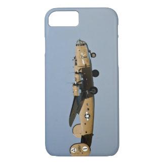 Capa iPhone 8/7 Bombardeiro de Lil B-24 do diamante, aterrando em