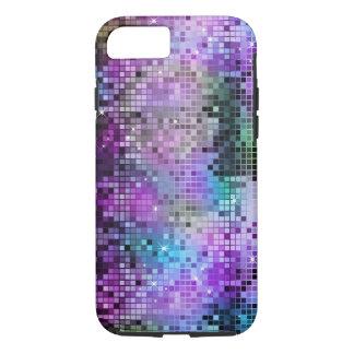 Capa iPhone 8/7 Brilho multicolorido e Sparkles