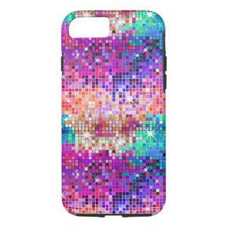Capa iPhone 8/7 Brilho multicolorido e Sparkles 2