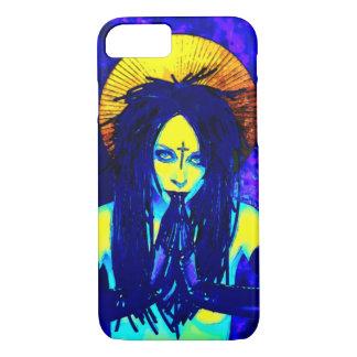 Capa iPhone 8/7 Caixa escura gótico do iPhone 7 da deusa