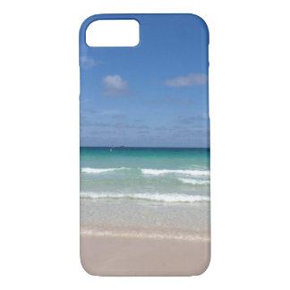 Capa iPhone 8/7 Caixa sul do telefone/tabuleta da praia