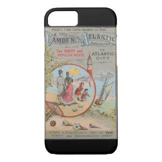 Capa iPhone 8/7 Camden e caso atlântico do iPhone 6 da estrada de