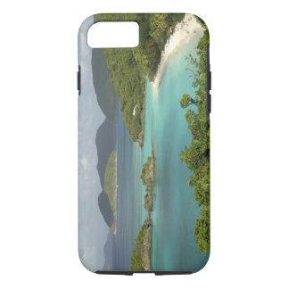 Capa iPhone 8/7 Caribe, E.U. Virgin Islands, St John, tronco