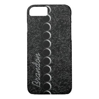 Capa iPhone 8/7 Carvão vegetal executivo conhecido feito sob