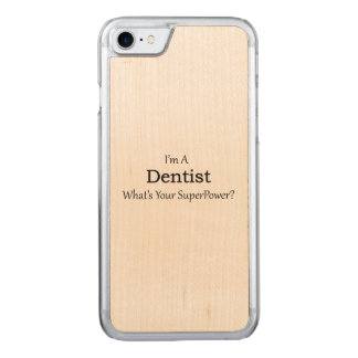Capa iPhone 8/ 7 Carved Dentista