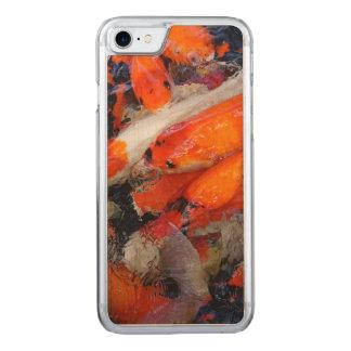 Capa iPhone 8/ 7 Carved Koi