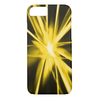 Capa iPhone 8/7 Caso abstrato do iPhone 6 da luminosidade