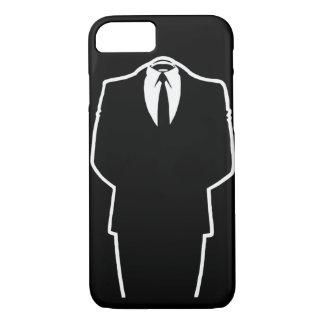 Capa iPhone 8/7 Caso anónimo do iPhone 7
