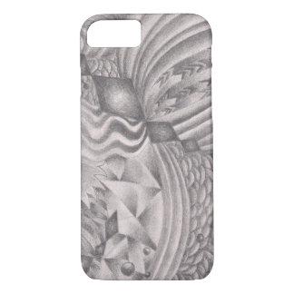 Capa iPhone 8/7 caso artística