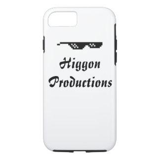 Capa iPhone 8/7 caso das produções de Higgon do iPhone 7