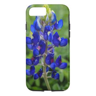 Capa iPhone 8/7 Caso do iPhone 6/6s da flor do Bluebonnet de Texas