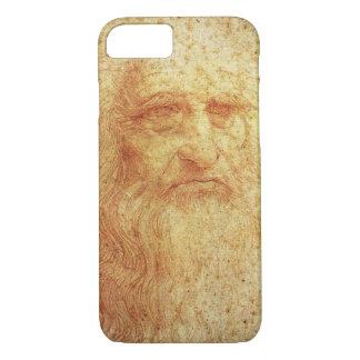 Capa iPhone 8/7 Caso do iPhone 6 de Leonardo da Vinci