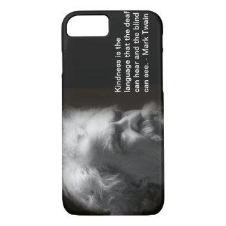 Capa iPhone 8/7 caso do iPhone 7 com imagem e citações de Mark