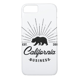 Capa iPhone 8/7 Caso do iPhone 7 de CaliforniaBuisness