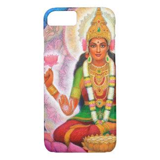 Capa iPhone 8/7 Caso do iPhone 7 de Lakshmi da deusa