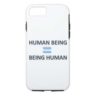 Capa iPhone 8/7 caso do iphone 7 do beings* humano