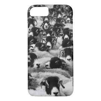 Capa iPhone 8/7 Caso do iPhone 7 dos carneiros