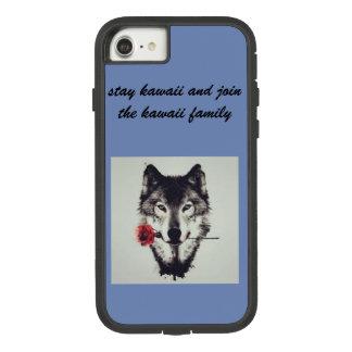 Capa iPhone 8/7 caso do kawaii