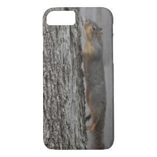 Capa iPhone 8/7 Caso do telemóvel do esquilo