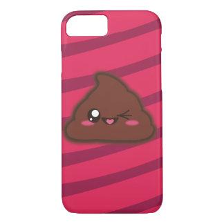 Capa iPhone 8/7 Caso do tombadilho de Kawaii para o iphone 7