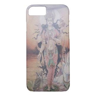 Capa iPhone 8/7 Caso Hindu do iPhone 7 da deusa