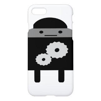 Capa iPhone 8/7 caso lustroso do iPhone 7