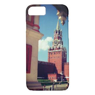 Capa iPhone 8/7 caso Moscovo do iPhone 7