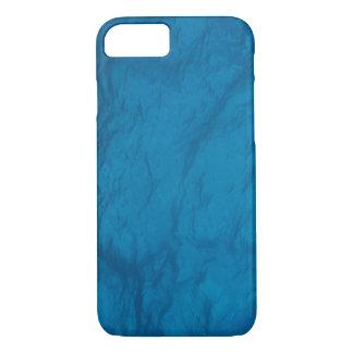 Capa iPhone 8/7 Caso positivo do iPhone 7 da textura da água
