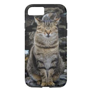 Capa iPhone 8/7 Caso resistente do iPhone 7 de Apple com o gato de