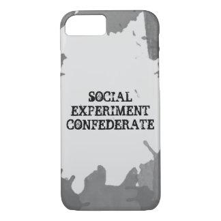 Capa iPhone 8/7 Caso social do iPhone 7 da experiência