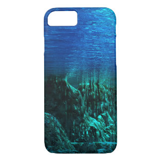 Capa iPhone 8/7 Caso subaquático da paisagem