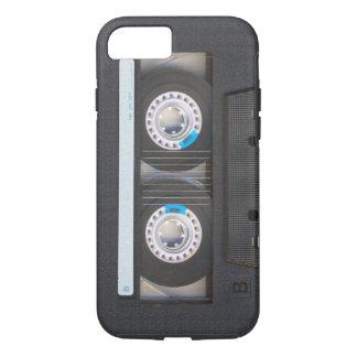 Capa iPhone 8/7 Cassete de banda magnética