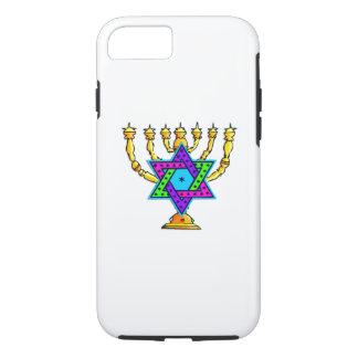 Capa iPhone 8/7 Castiçal judaicos